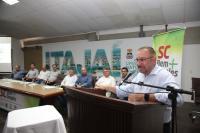 Itajaí firma acordo com o programa SC Bem Mais Simples