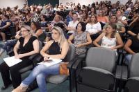 Rede Municipal de Ensino de Itajaí prepara profissionais para a volta às aulas