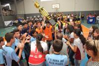 Cerimônia de abertura dos Jogos Escolares da Rede Municipal será nesta sexta-feira