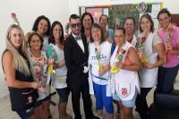 Unidades de ensino de Itajaí prestam homenagem às mulheres