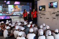 Mais de 30 mil alunos participam de atividades da Volvo Ocean Race