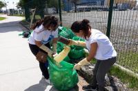 7° Juntos pelo Rio recolheu dez toneladas de resíduos dos rios da região
