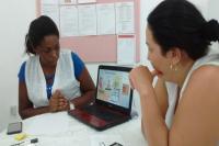 Profissionais de Centro de Educação Infantil fazem troca de experiências