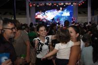Mais de 8 mil pessoas passaram pela Vila da Regata na sexta-feira