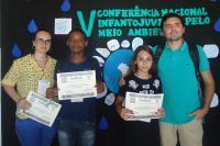 Projetos de Itajaí são classificados para etapa estadual da Conferência do Meio Ambiente