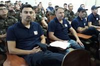 Defesa Civil participa de seminário preparatório para Simulado de Ajuda Humanitária