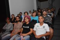 Workshop com Robertinho Silva lota auditório da Casa da Cultura