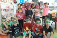 Centro de Educação Infantil desenvolve o projeto Poesia na janela