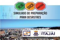 Imprensa poderá acompanhar Simulado Integrado de Respostas a Desastres