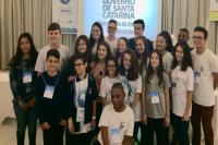 Projeto de escola municipal de Itajaí é classificado para etapa nacional da Conferência do Meio Ambiente