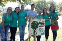 Gincana faz parte da formação de profissionais de Centro de Educação Infantil