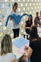 Centro de Educação Infantil promove encontro Costurando Vínculos Afetivos
