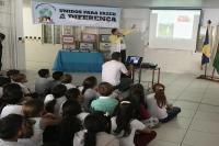 Escola lança informativo produzido por alunos da Rede Municipal de Ensino