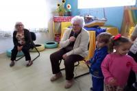 Centro de Educação Infantil Padre João Pivatto recebe projeto Quem nasce em terra de Peixeiro, Peixeirinho é