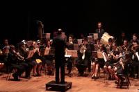 Banda Filarmônica comemora 30 anos com apresentação no Teatro Municipal