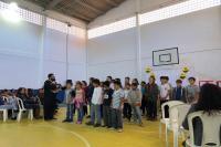 Implantada a oitava Escola em Tempo Integral