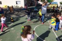 Centro de Educação Infantil entra no clima da Copa do Mundo