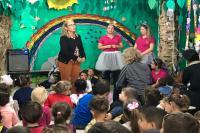 Centro de Educação Infantil inaugura Floresta Encantada do Conhecimento