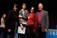 Alunos do Município de Itajaí receberam medalhas em Olimpíada de Matemática
