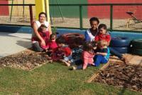 Centro de Educação Infantil cria o Jardim das Sensações