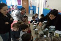 Cuidados com o mar são ensinados às crianças da Educação Infantil