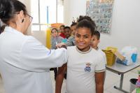 Itajaí intensifica vacinação contra HPV e Meningite C