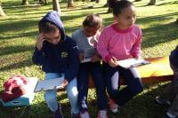 Alunos de escola básica produzem poesias haicai
