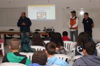 Finalizada a primeira fase do Projeto Defesa Civil na Escola