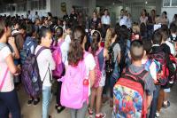 Alunos da rede municipal de ensino retornam às aulas na segunda-feira