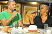 Diogo Nogueira e Sandra de Sá estão confirmados para o 21º Festival de Música de Itajaí