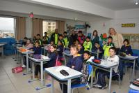 Intercâmbio cultural envolve atletas de Sodegaura e alunos itajaienses