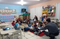 Programa Motorista do Futuro finaliza capacitação de alunos do CEI Luiz Orsi Junior