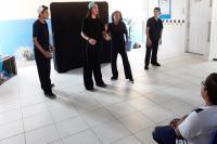 Ações educativas envolvem pais e alunos em escola da Itaipava