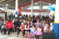 Sábado foi dia de Família na Escola nos Centros de Educação Infantil de Itajaí