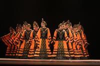 Espetáculo de dança russa será apresentado nesta sexta-feira no Teatro Municipal