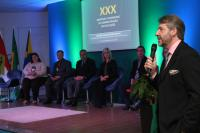 Conferência dá início ao XXX Simpósio Catarinense de Administração da Educação