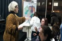 Alunos e professores da rede municipal de ensino participam de oficinas de musicalização