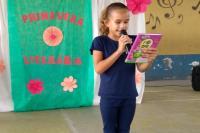 Escola João Paulo II realiza sarau durante Primavera Literária