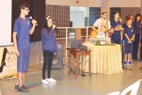 Escola Aníbal César realiza seminário sobre educação inclusiva