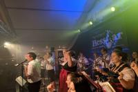 Banda alemã animará a 32ª Marejada nesta terça (09)