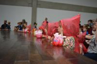 Centro de Educação Infantil realiza peça teatral na Semana das Crianças