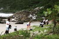 Semana Lixo Zero segue até sábado (27) em Itajaí
