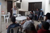 Famai realiza palestra sobre reciclagem nos Centros de Referência de Assistência Social