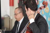Projeto leva música clássica para creches da rede pública
