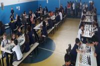 Escola João Duarte promove Festival de Xadrez