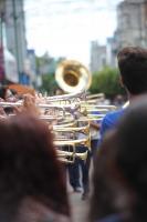 Festival de Bandas e Fanfarras reúne 300 alunos da rede municipal