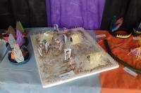 Exposição marca o fim do projeto Kizomba em CEI do Bambuzal