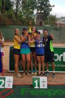 Natação e tênis de campo de Itajaí são campeões da Olesc