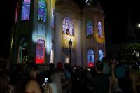 Abertura do Natal EnCanto emociona público em Itajaí