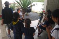 Projeto de Educação Patrimonial contempla quase 150 alunos de Itajaí